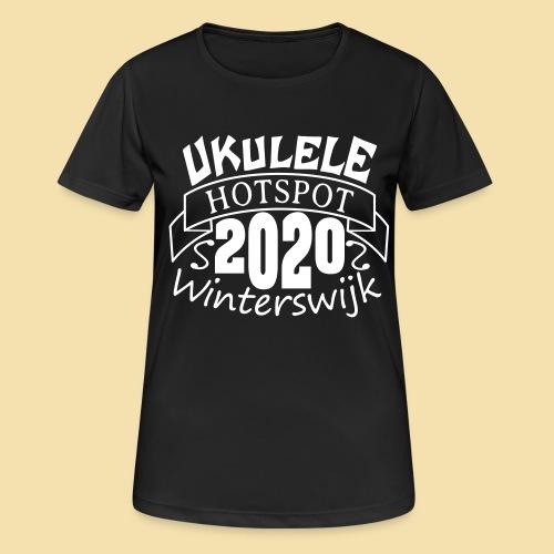 WW2020 - Frauen T-Shirt atmungsaktiv