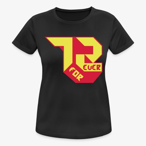 création 72 for Ever collection 01 , année 1972 - T-shirt respirant Femme