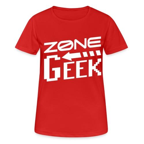 NEW Logo Homme - T-shirt respirant Femme