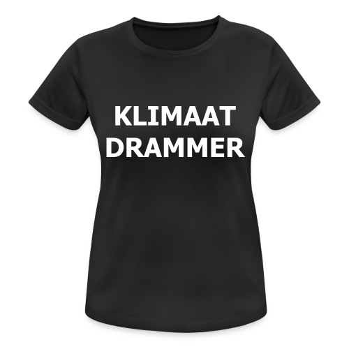 Klimaat Drammer - Women's Breathable T-Shirt