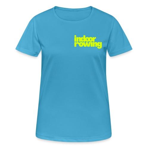 indoor rowing - Women's Breathable T-Shirt