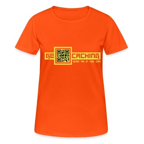 QRCode - 2colors - 2011 - Frauen T-Shirt atmungsaktiv