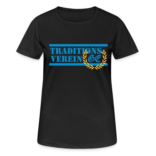 Traditionsverein - Frauen T-Shirt atmungsaktiv