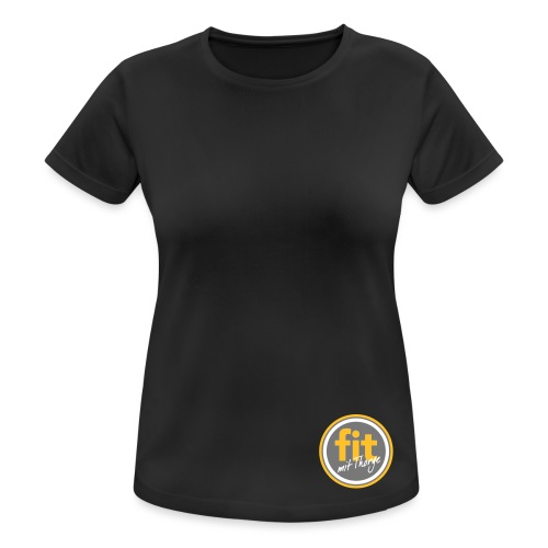 logo fit mit thorge - Frauen T-Shirt atmungsaktiv