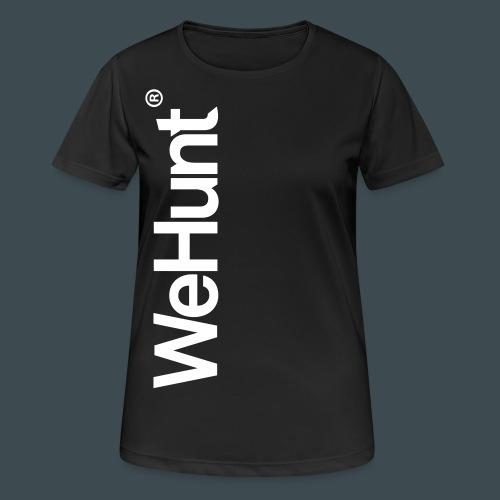WeHunt Classic T-shirt - Andningsaktiv T-shirt dam