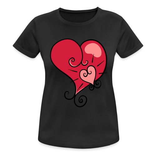The world's most important. - Women's Breathable T-Shirt