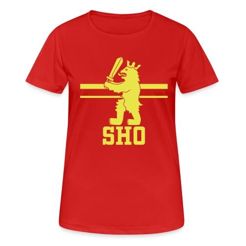 SHO Satakunta - naisten tekninen t-paita