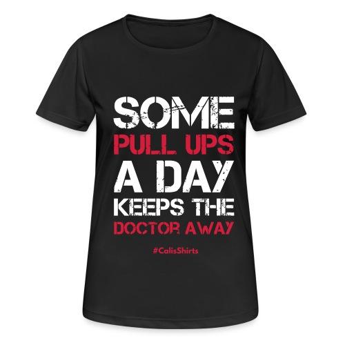 SomePullUps - Women's Breathable T-Shirt
