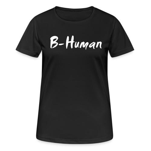 B-Human Shirt - Frauen T-Shirt atmungsaktiv