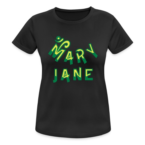 Mary Jane - Women's Breathable T-Shirt
