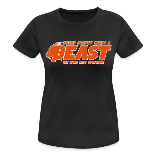 Beast Sports - Women's Breathable T-Shirt