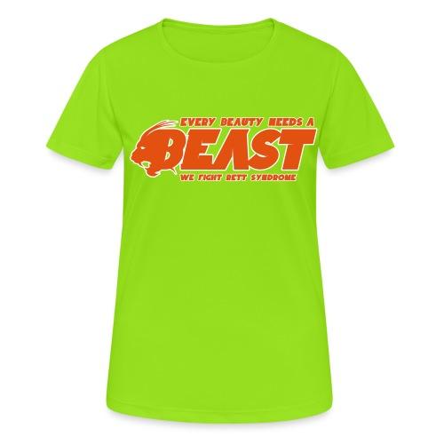 Beast Sports - Women's Breathable T-Shirt