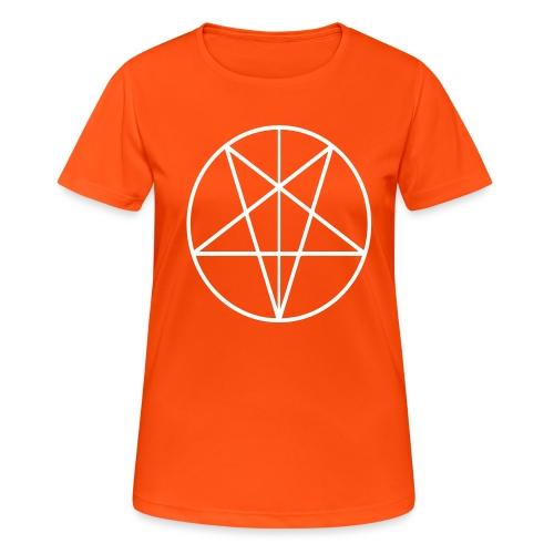 666 - Camiseta mujer transpirable