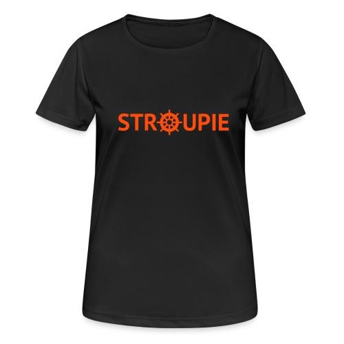 stroupie - Frauen T-Shirt atmungsaktiv