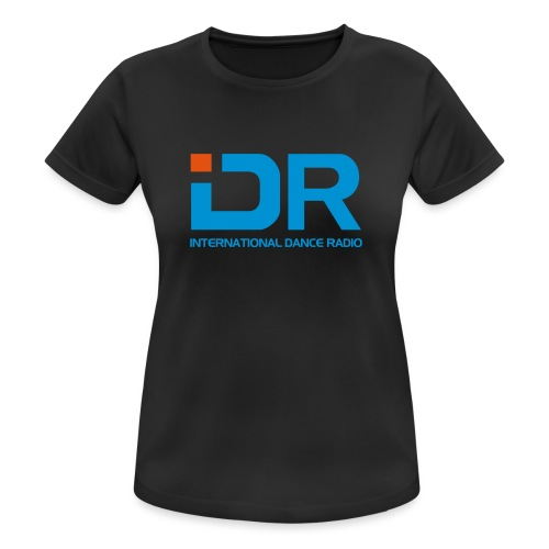 International Dance Radio - Camiseta mujer transpirable
