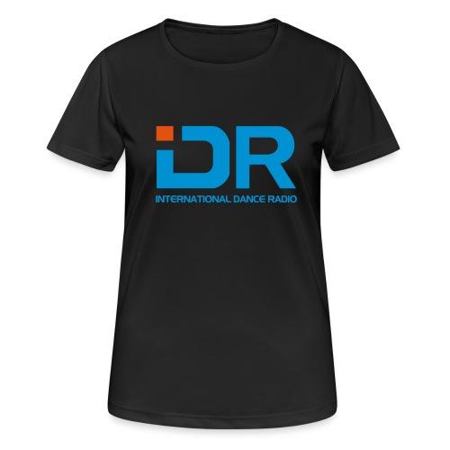 International Dance Radio - Camiseta mujer transpirable