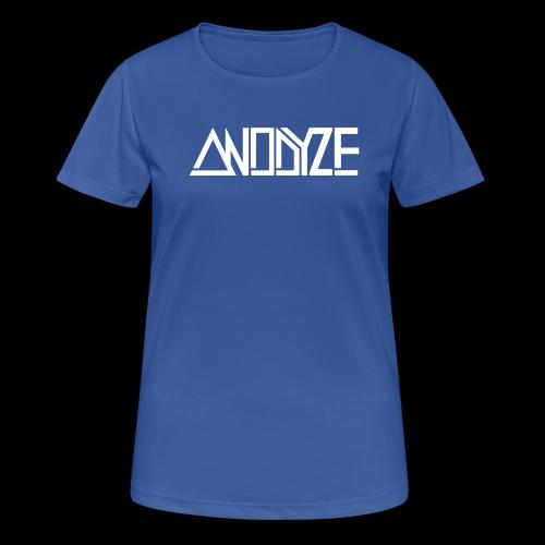 ANODYZE Standard - Frauen T-Shirt atmungsaktiv