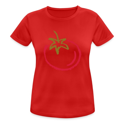 tomato 1000points - Women's Breathable T-Shirt