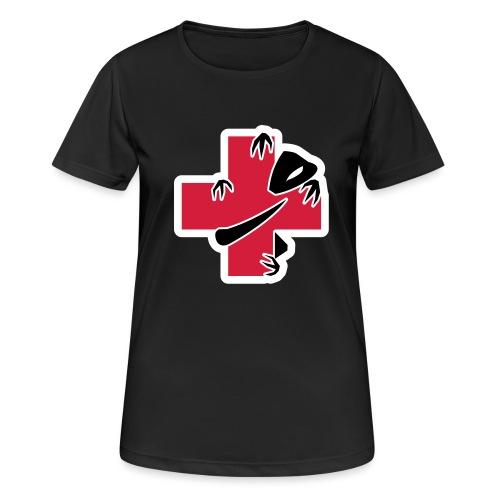 sic-santyx-infirmyx-citud - T-shirt respirant Femme