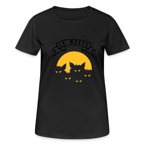 la meute - T-shirt respirant Femme