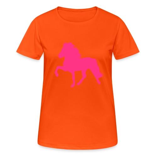 Tölter - Frauen T-Shirt atmungsaktiv