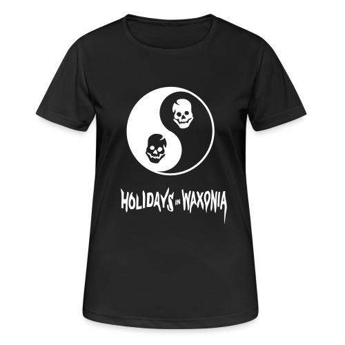 HIW-pantswhite - Women's Breathable T-Shirt