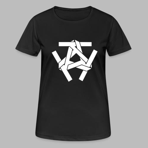 KKK-Logo-vektor - Frauen T-Shirt atmungsaktiv