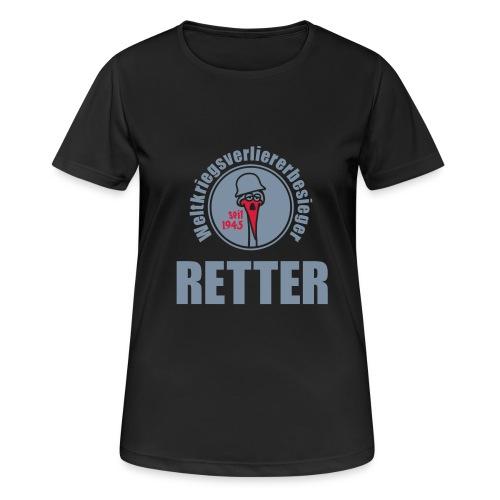 variante 2 - Frauen T-Shirt atmungsaktiv