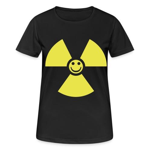 Atom! - Andningsaktiv T-shirt dam