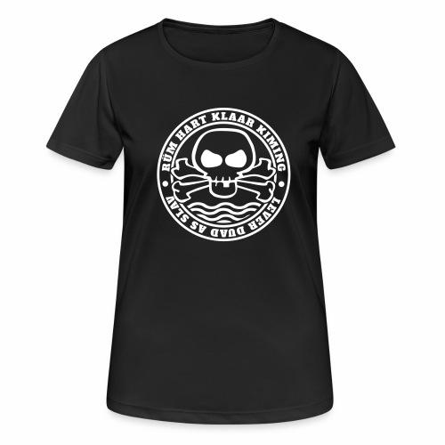 Rüm Hart Klaar Kiming - Lever Duad As Slav - Frauen T-Shirt atmungsaktiv
