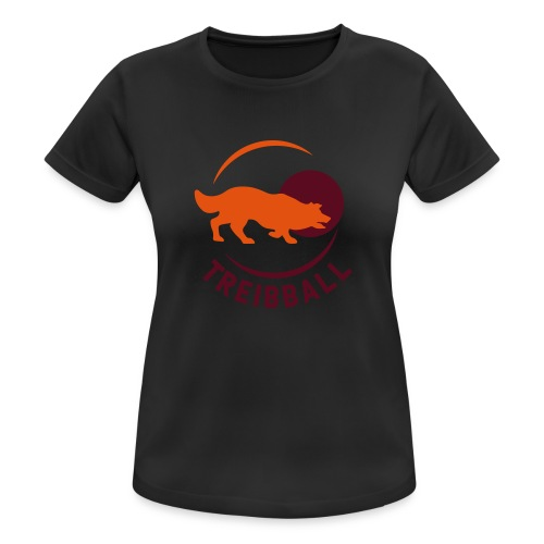 16670135_30 - Frauen T-Shirt atmungsaktiv