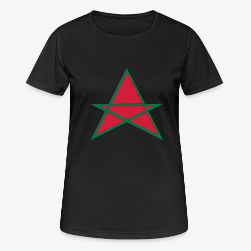 dessin 7 - T-shirt respirant Femme