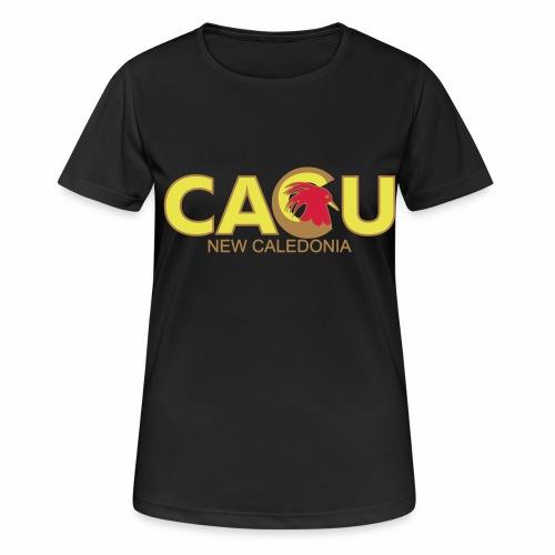 Cagu New Caldeonia - T-shirt respirant Femme