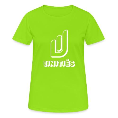Les initiés - T-shirt respirant Femme