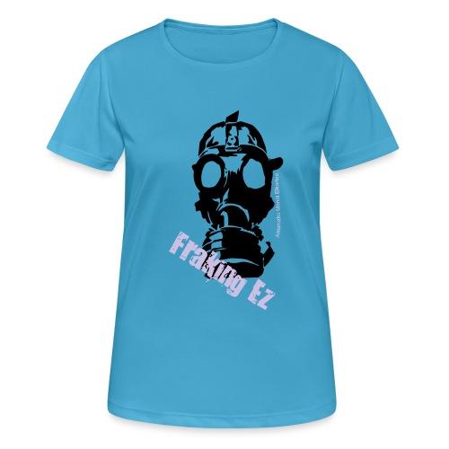 Anti - fraking - Camiseta mujer transpirable