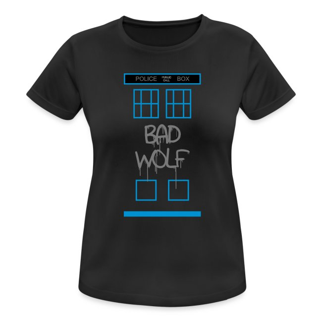 Doctor Who Bad Wolf