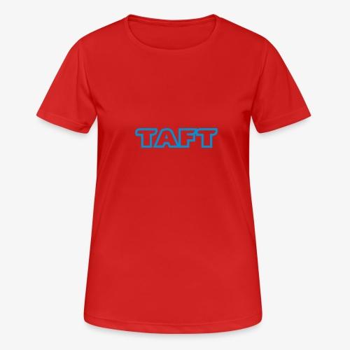 4769739 125264509 TAFT orig - naisten tekninen t-paita