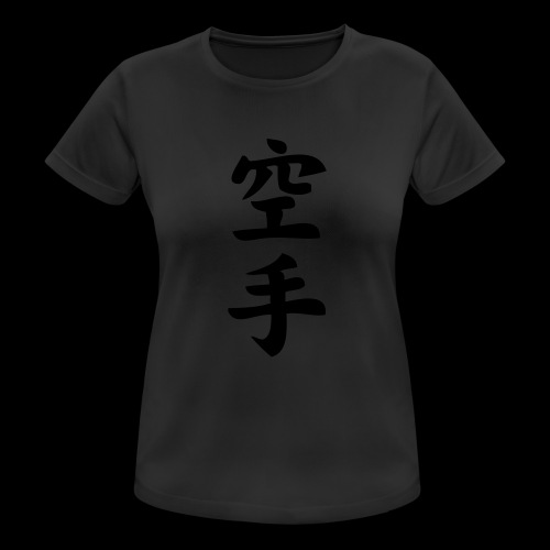 karate - Koszulka damska oddychająca