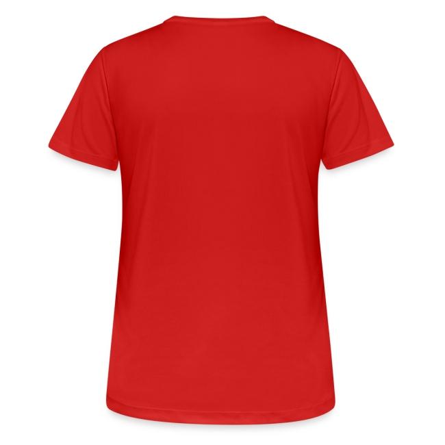 Vorschau: free hugs for dogs - Frauen T-Shirt atmungsaktiv