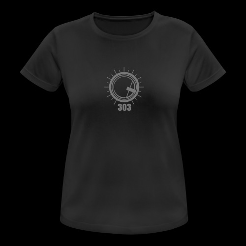 Push the 303 - Women's Breathable T-Shirt