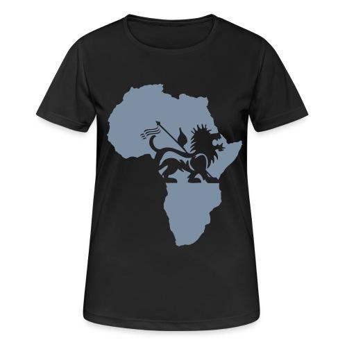 lion_of_judah_africa - Women's Breathable T-Shirt