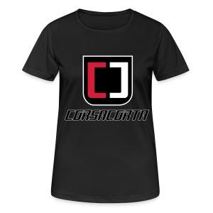 Cover Smartphone - Corsacorta - Maglietta da donna traspirante