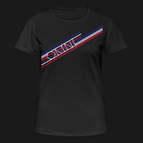 Tour Edition Long Shirt - Frauen T-Shirt atmungsaktiv