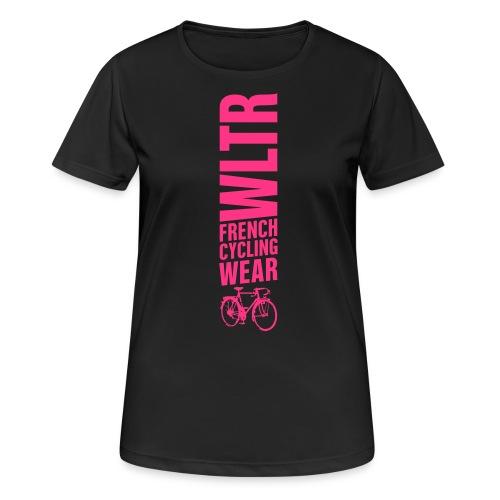 WLTR - T-shirt respirant Femme