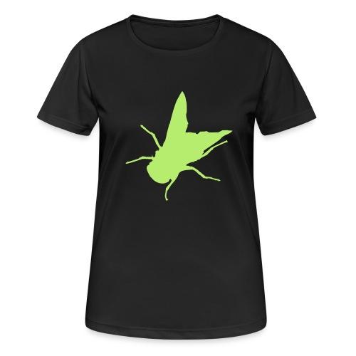 fliege - Frauen T-Shirt atmungsaktiv