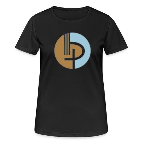 logosehrklein - Frauen T-Shirt atmungsaktiv