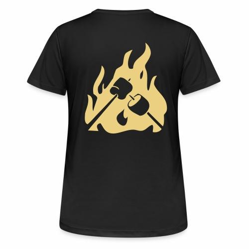Marshmallow - T-shirt respirant Femme