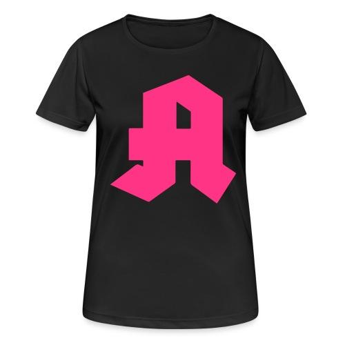 kab_copyok-01 - Frauen T-Shirt atmungsaktiv
