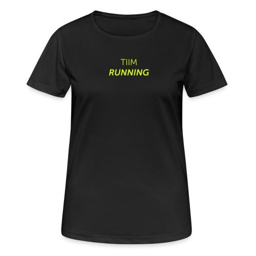 tiim_icon05-eps - vrouwen T-shirt ademend