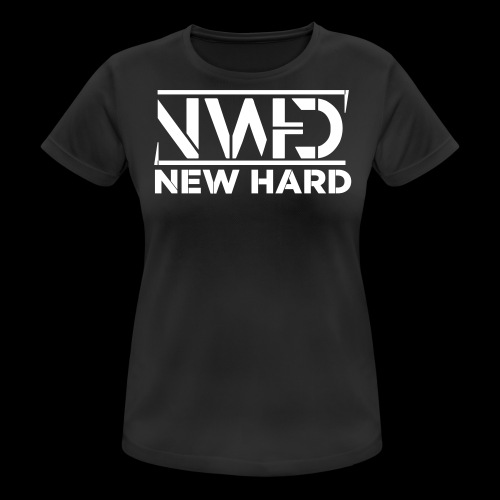 NWHD. LOGO - Vrouwen T-shirt ademend actief
